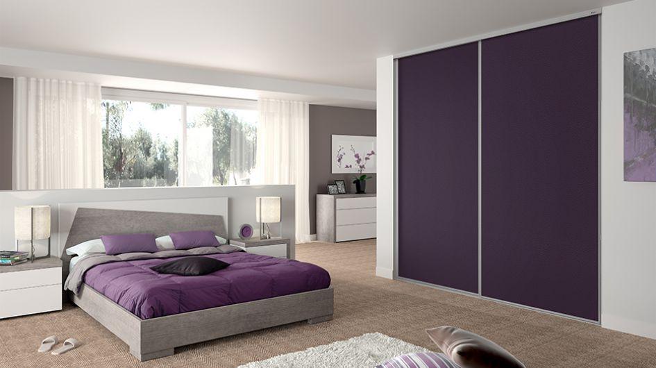 Dressing pour votre chambre portes de placard pour chambre - Placard ikea chambre ...
