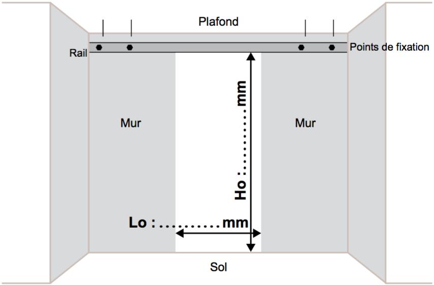 Porte coulissante sur mesure lapeyre maison design - Porte coulissante castorama sur mesure ...