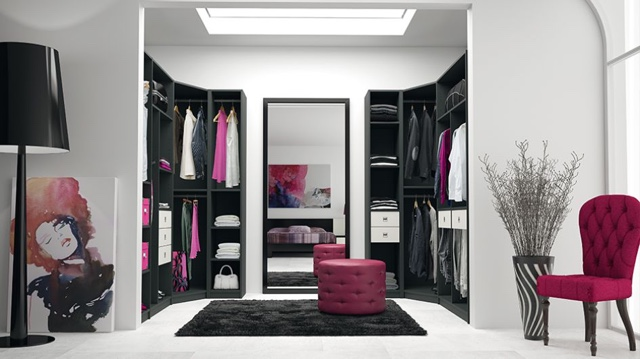 dressing pas cher dressing sur mesure. Black Bedroom Furniture Sets. Home Design Ideas
