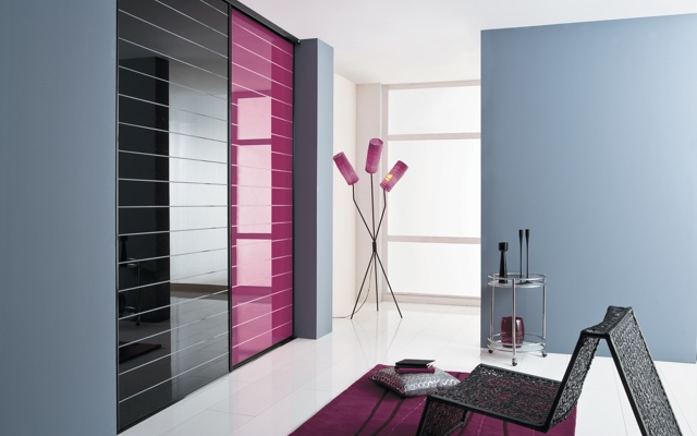 portes de placard sur mesure. Black Bedroom Furniture Sets. Home Design Ideas